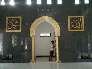 GRC Mihrab
