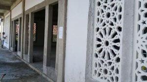 Hasil Akhir Ornamen Krawangan At Taqwa Farraz Visual Art